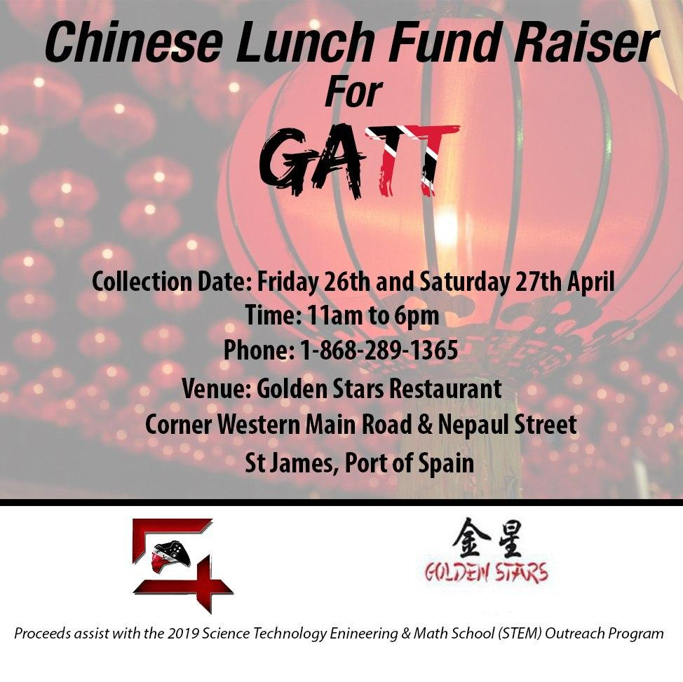 G.A.T.T. Chinese-Q Fundraiser