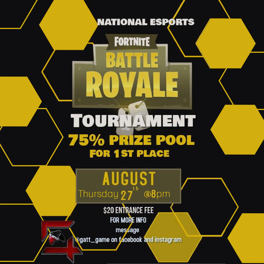 Fortnite Battle Royal Tournament